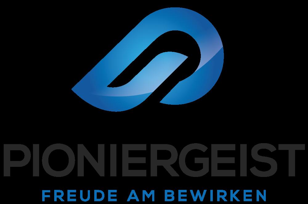 Logo Pioniergeist - Agiles Projektmanagement in Basel - Projektmanagement - Organisationsentwicklung - Digitale Transformation - Moderation - Pioniergeist GmbH - pioniergeist.swiss